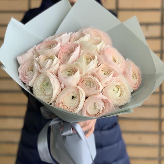 Ранункулюс Ханой: букеты цветов на заказ Flowwow