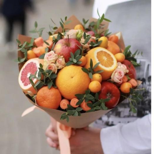 Оранжевый микс