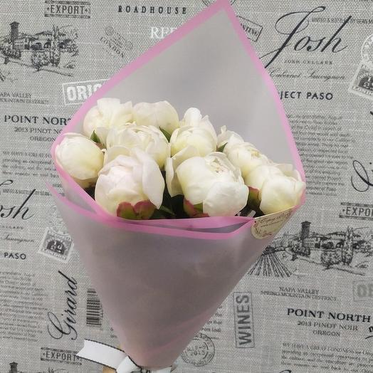 Капа: букеты цветов на заказ Flowwow