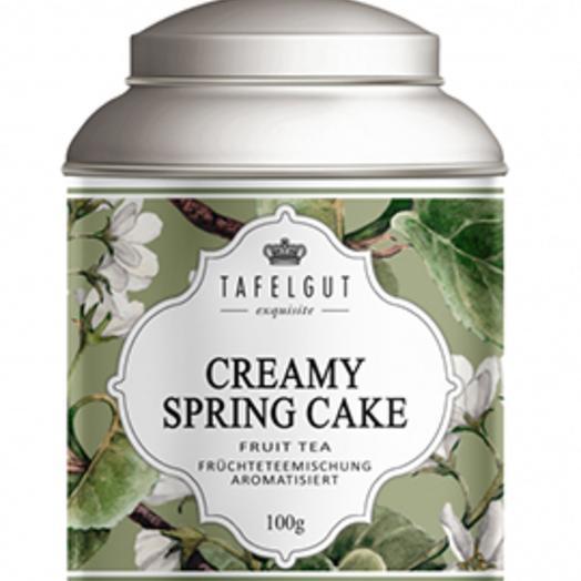 Чай CREAMY SPRING CAKE
