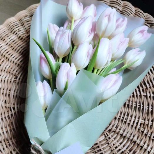 Букет Тюльпаны микс