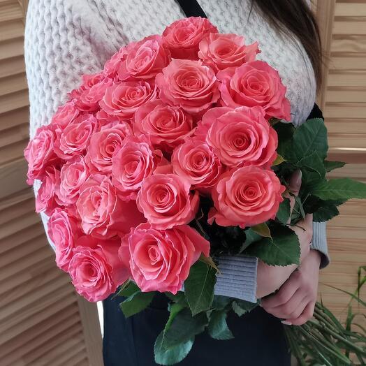Коралловые розы 25🌹