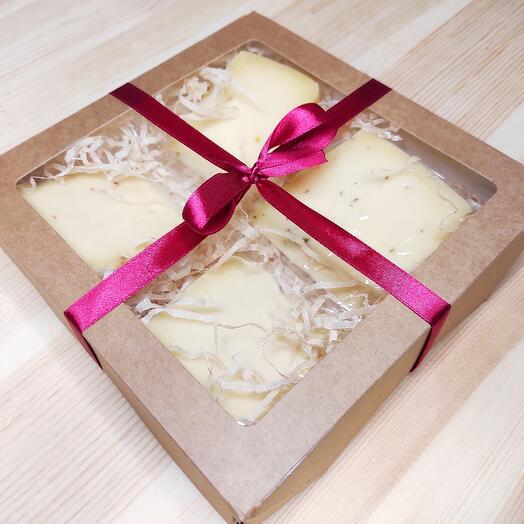 Подарочный набор элитных сыров номер 1