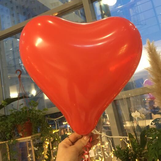 Сердце - шар ️