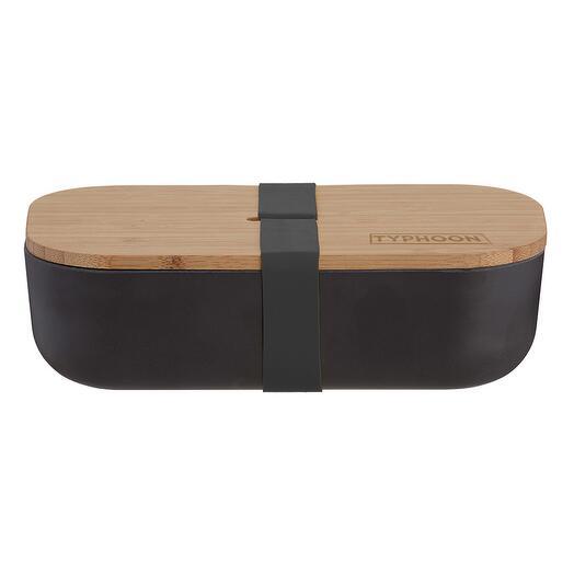 Ланч-бокс colour черный  TYPHOON 1401.864V