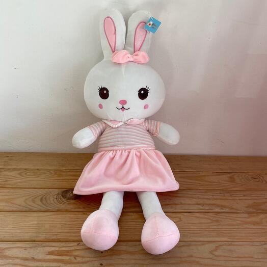 Заяц в платье