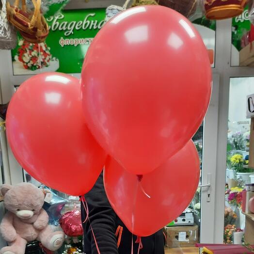 Воздушный шар из латекса