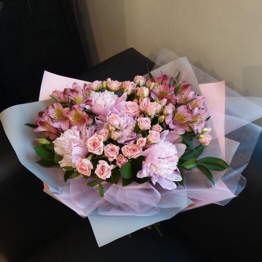 """Букет цветов """"Идилия"""""""