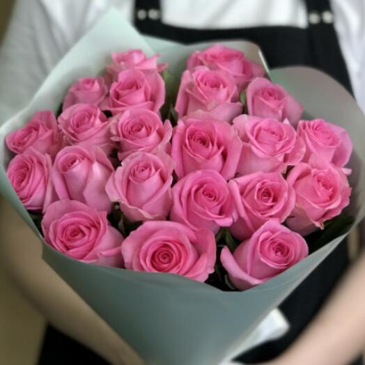 21 Pink Rose