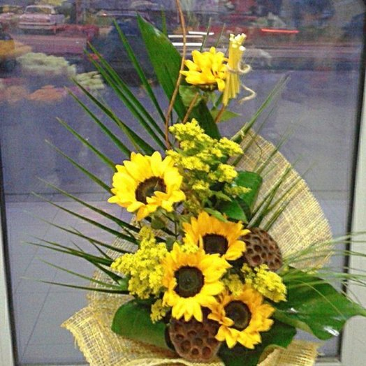 Букет 141: букеты цветов на заказ Flowwow