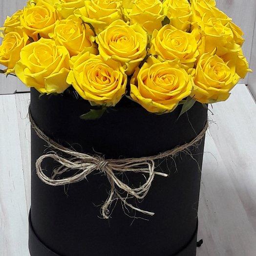 Чарующая незнакомка: букеты цветов на заказ Flowwow