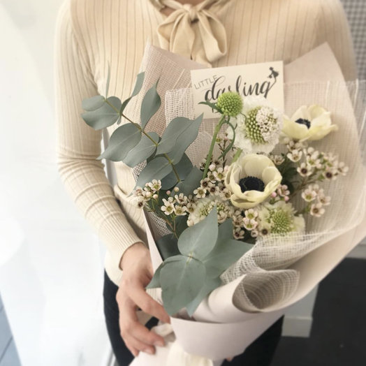 Нежная : букеты цветов на заказ Flowwow