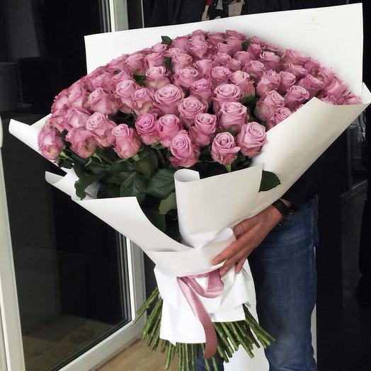 101 потрясающая роза