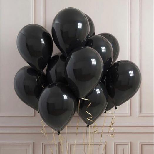 Черные шары