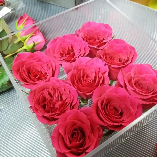 "Композиция ""Все чувства"": букеты цветов на заказ Flowwow"