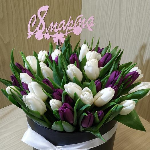Изюм: букеты цветов на заказ Flowwow