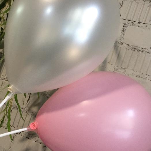 25 воздушный шаров: букеты цветов на заказ Flowwow
