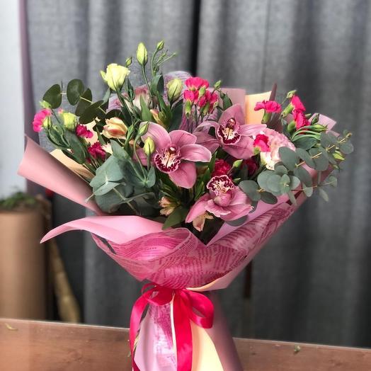 Милла: букеты цветов на заказ Flowwow