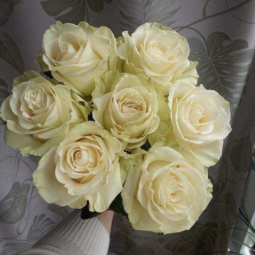 Розы Мондиаль: букеты цветов на заказ Flowwow