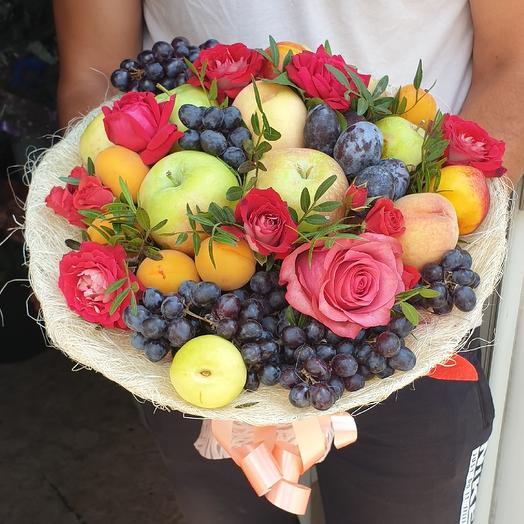 фруктовое блюдо