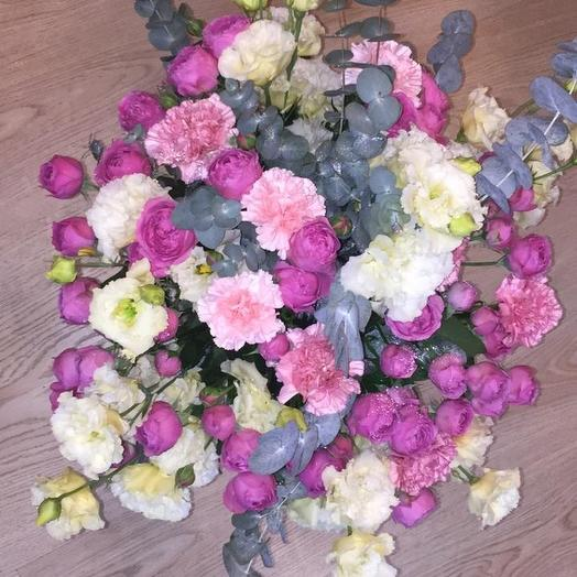 Ароматный мир: букеты цветов на заказ Flowwow