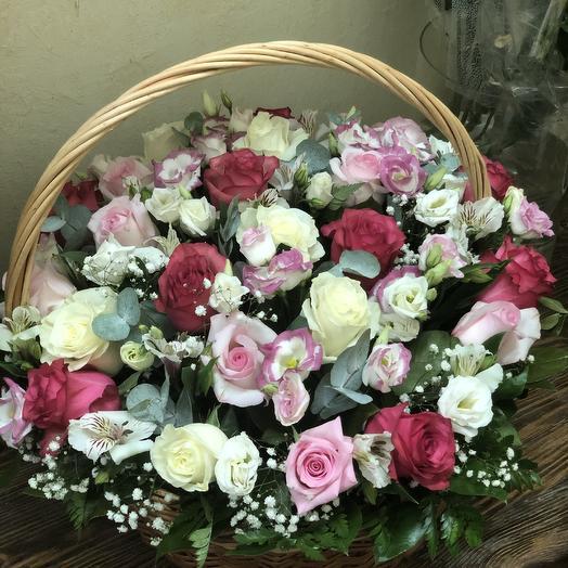 Цветочный рай: букеты цветов на заказ Flowwow