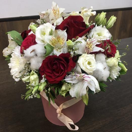 Композиция «Для тебя «: букеты цветов на заказ Flowwow