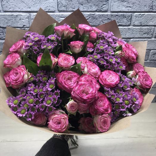Bouquet smile: букеты цветов на заказ Flowwow