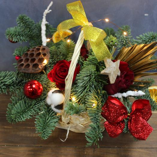 Christmas story: flowers to order Flowwow