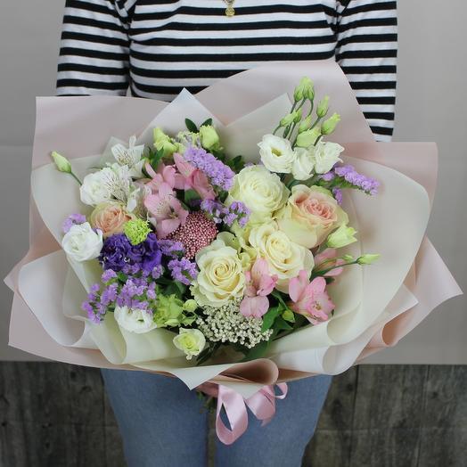 Византийское утро: букеты цветов на заказ Flowwow
