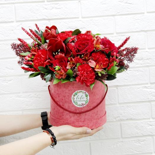 Box-20: букеты цветов на заказ Flowwow