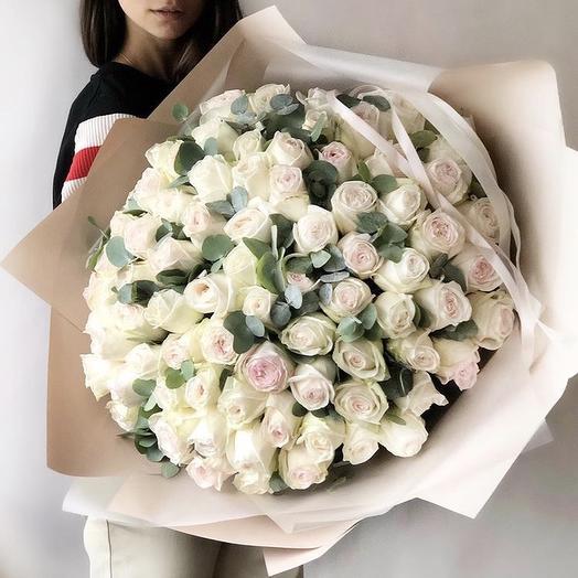 Роза с медовым ароматом: букеты цветов на заказ Flowwow