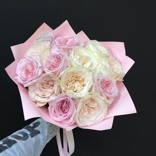 O Hara: букеты цветов на заказ Flowwow