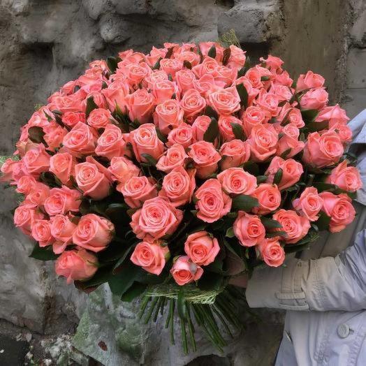 Глесир: букеты цветов на заказ Flowwow