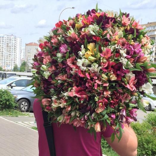 Счастье нашей встречи: букеты цветов на заказ Flowwow