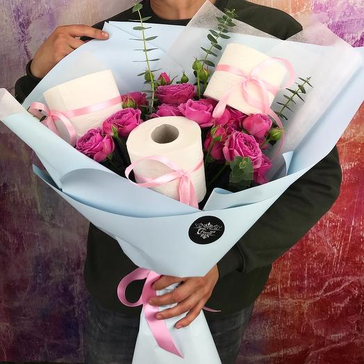 Дефицит😄: букеты цветов на заказ Flowwow