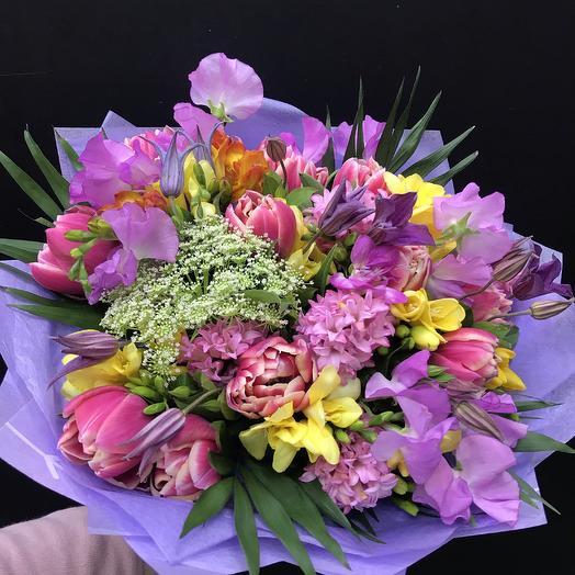 Радуга 🌈: букеты цветов на заказ Flowwow