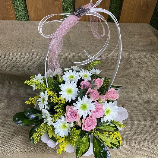 Композиция 16: букеты цветов на заказ Flowwow