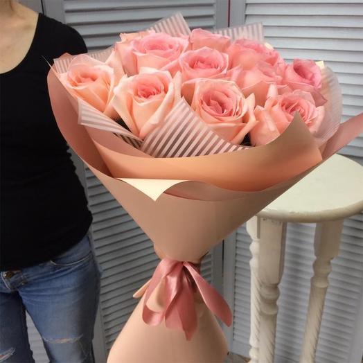 "Букет роз ""Моей принцессе"""