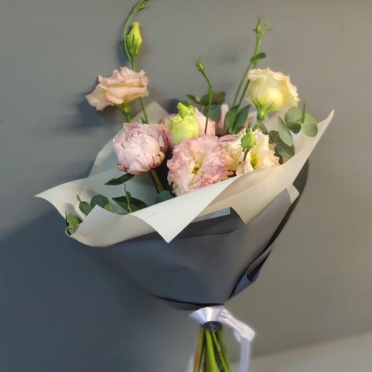 Элегантность: букеты цветов на заказ Flowwow