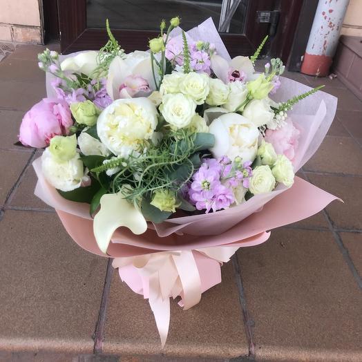Букет     Sweet Dreams: букеты цветов на заказ Flowwow