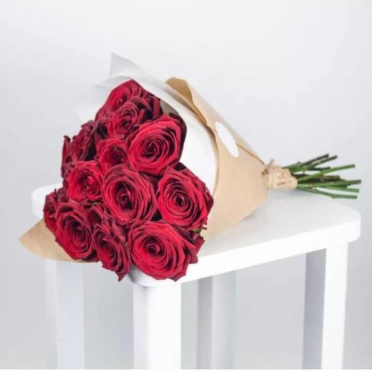 Роза « Наоми» 11 шт