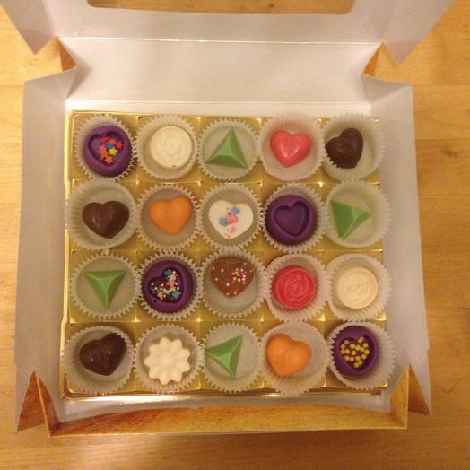 Набор конфет из Бельгийского шоколада