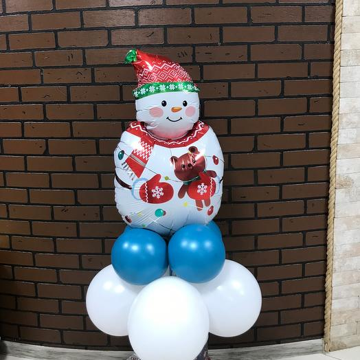 Веселый Снежок