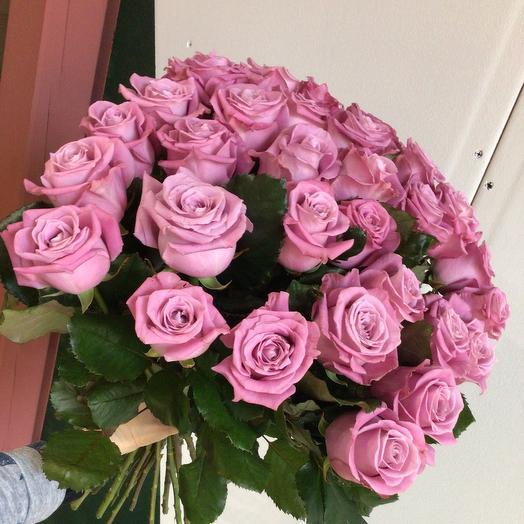 31 нежная роза