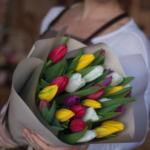 Тюльпан 25 микс