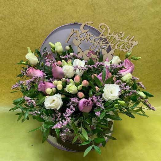 Цветы в Мытищах с доставкой