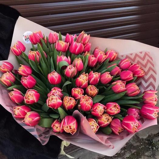 Пионовидные Тюльпаны 65