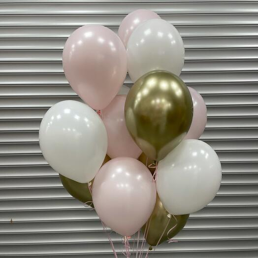 15 шаров