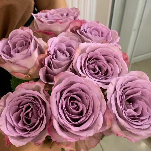 Букет з 9 троянд